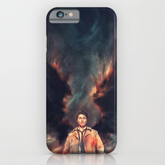 The Angel of the Lord iPhone & iPod Case