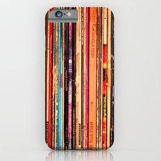 Vinyl iPhone 6 Slim Case