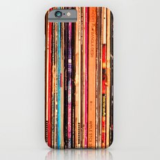 Vinyl iPhone 6s Slim Case