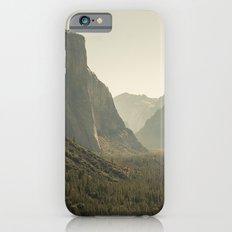 Yosemite Tunnel View Slim Case iPhone 6s