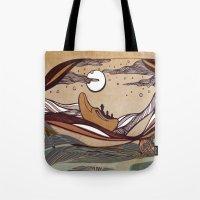 Winkin' Blinkin' & Nod Tote Bag