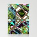 AIWAIWA TROPICAL Stationery Cards