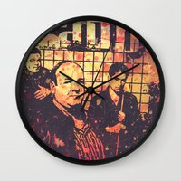 The Sopranos (in Memory … Wall Clock