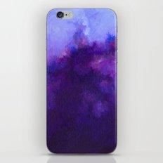 Heavenly Heather iPhone & iPod Skin