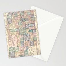 Nebraska Remembered Stationery Cards