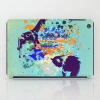 Chaos iPad Case