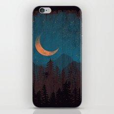 Those Summer Nights... iPhone & iPod Skin