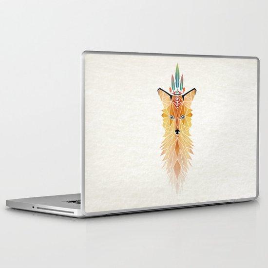 fox spirit  Laptop & iPad Skin