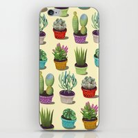 Cactus Collection iPhone & iPod Skin