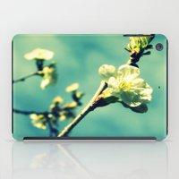 Cherry Tree iPad Case