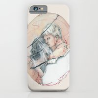 iPhone & iPod Case featuring 14/02 : Love Triangle  by Sasita Samarnpharb