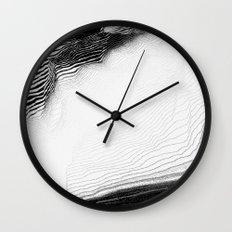 Chasm Wall Clock