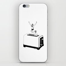 1 Minute Tan iPhone & iPod Skin