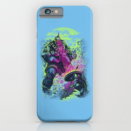 Magnysseus vs the Cyclops: X-Odyssey iPhone & iPod Case