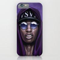 Purple Swag iPhone 6 Slim Case