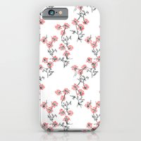 iPhone & iPod Case featuring X Flowers by Katya Zorin