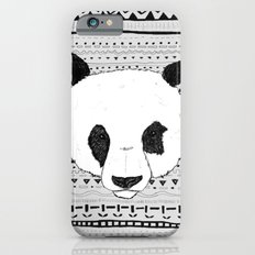PANDA PATT! iPhone 6s Slim Case