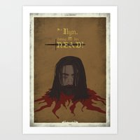 Game Of  Thrones - Baelo… Art Print