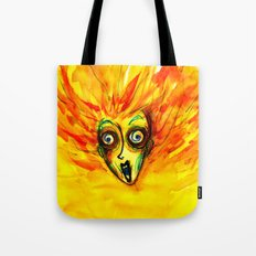 The Grazy Woman Tote Bag