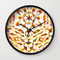 Prism Brake Wall Clock