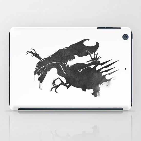 The Queen Alien iPad Case