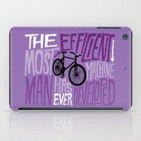 The Most Efficient Machine iPad Case