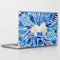 As If – Navy & Gold Laptop & iPad Skin