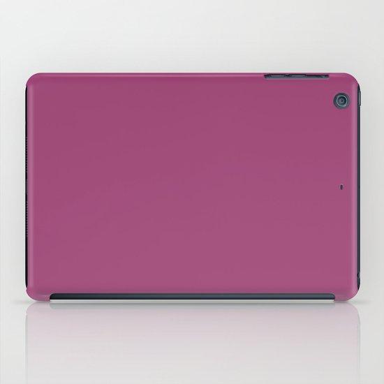 Magenta haze iPad Case