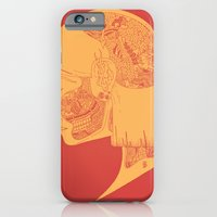 How the Strings are Pulled (Two-tone.) iPhone 6 Slim Case