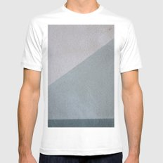 Gucko SMALL White Mens Fitted Tee