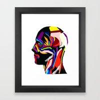 Helliot Framed Art Print