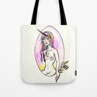 Somewhere Far From Here Tote Bag