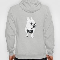 George The Cutest French… Hoody