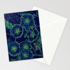 Blue Fantasy Stationery Cards