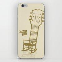Rock On!  iPhone & iPod Skin