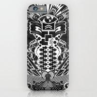 Insane Black & White iPhone 6 Slim Case