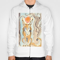 Whimsical Fox Hoody