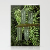 Different Paths, But One… Stationery Cards