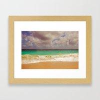 PHY-SEA-CAL Framed Art Print