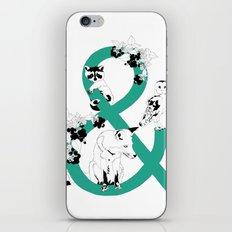 & then.... iPhone & iPod Skin