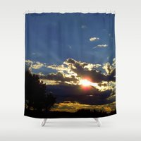 Radiance Shower Curtain