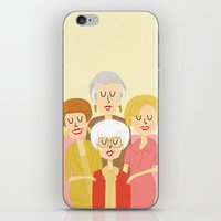 Thank You For Being A Fr… iPhone & iPod Skin