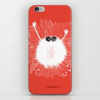 Live, Laugh, and Love..  iPhone & iPod Skin