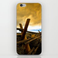 Choking the Sun iPhone & iPod Skin