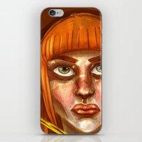 The Lorraine iPhone & iPod Skin