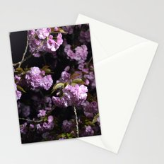 Goodnight Sakura  Stationery Cards