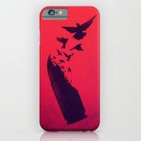 Bullet Birds iPhone 6 Slim Case