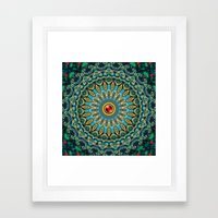 Jewel Of The Nile Framed Art Print