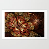 Autumn Glory Art Print