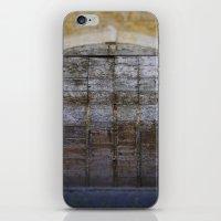 Door 4 iPhone & iPod Skin